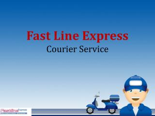 Fast line express courier services