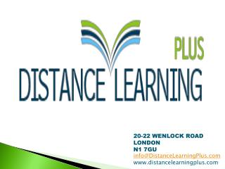 Distance Learning Plus