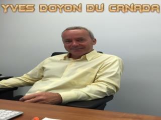 Yves Doyon du Canada