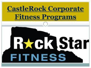 CastleRock Corporate Fitness Programs