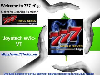 Joyetech eVic VT | 777eCigs.com