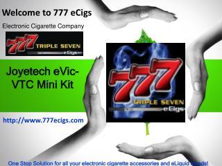 Joyetech eVic VTC Mini | 777eCigs.com