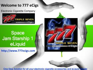 Space Jam Starship-1 | 777eCigs.com