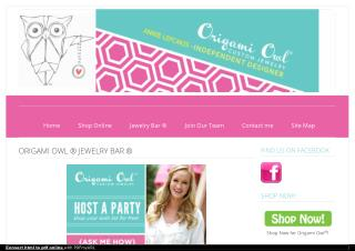Origami Owl Jewelry Bar in Pittsburgh, PA