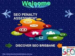 Google Penalty Removal Services Brisbane