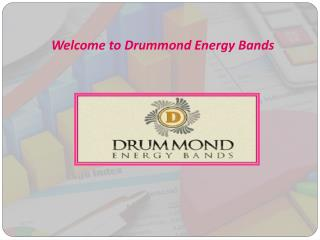 Stock Market Software | Drummond Energy Bands