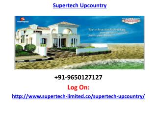 Supertech Upcountry Residnetial Project