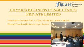 Business Analytics Training Course