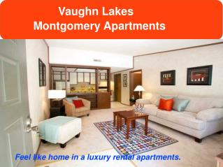 How To Select Rental Apartments in Montgomery