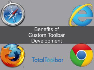 Business Benefits Of Custom Toolbar Development