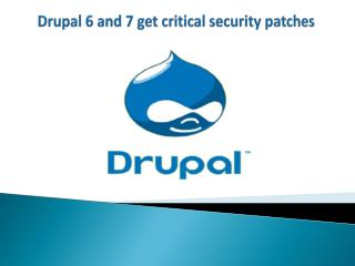 Update for Drupal web development company