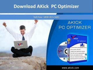 AKick -Download Top Class PC Optimizer Software