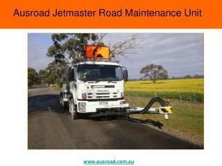 Ausroad Jetmaster Road Maintenance Unit