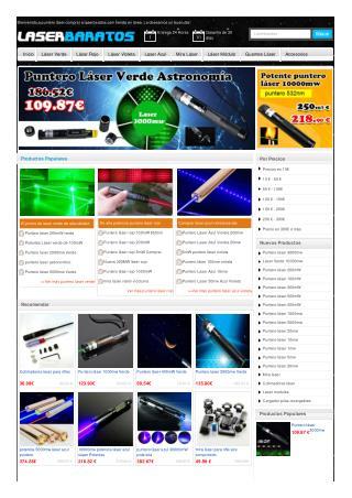 Colimadores laser