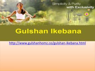 Gulshan Ikebana Apartments Noida