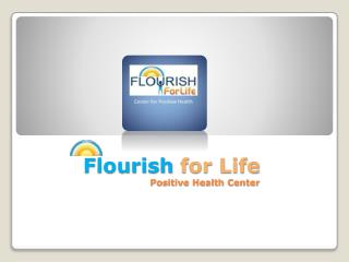 Flourish for Life- An Introduction