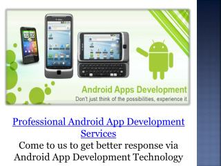 Android app development services in Ghaziabad, Noida, Delhi NCR