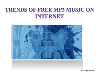 Download and play Free Mp3 Music on Internet