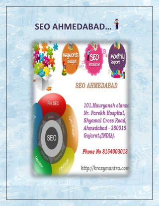 seo Ahmedabad