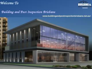 Building Inspector Brisbane