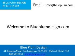 Kitchen Design - BluePlumDesign