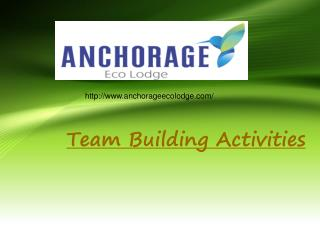 Team building in, near and around Delhi