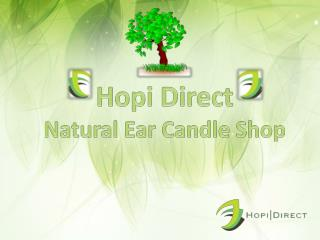 Hopi Ear Candles UK Online Shop