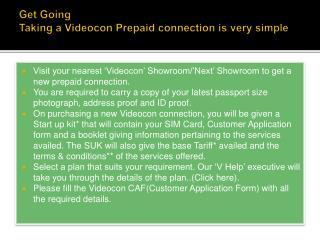 Prepaid - Prepaid Recharge