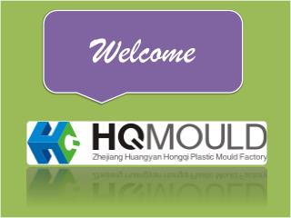 Plastic injection mould suppliers China develop the finest quality of moulds