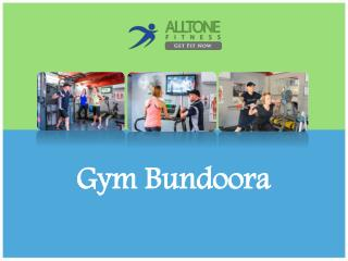 Gym Bundoora