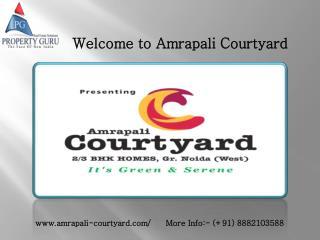 Amrapali Courtyard