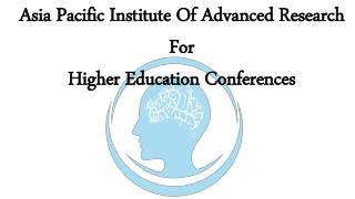Asia Pacific Institute Of Advanced Research For Higher Education Conferences