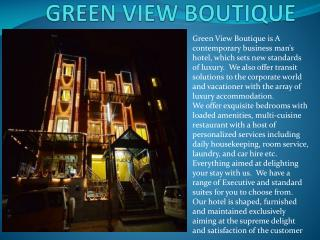 Green View Boutique