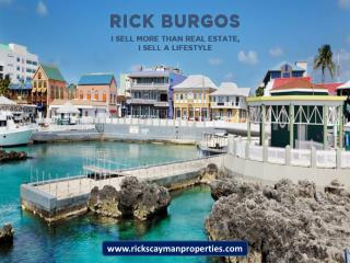 Buying Land and Properties at Cayman made easier with Ricks Cayman Real Estate