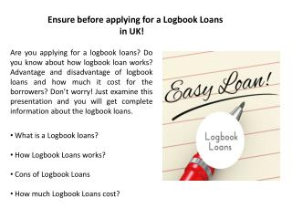 My car value is not £500? Still I'm eligible for logbook loans?