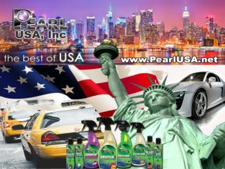 Pearl Waterless Car Wash- The Best in USA.