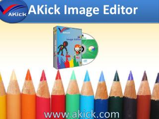 AKick - Get Top Free Best Image Editor Software