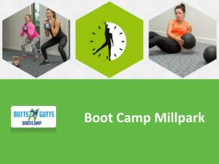 Boot Camp Millpark