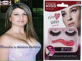 Get Ardell false eyelashes and accessories  of Madame Madeline