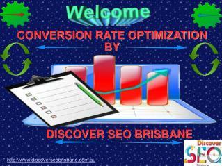 Conversion Rate Optimization Services Brisbane