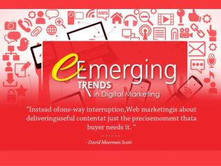 Top 10 Mega Trends for Digital Marketing