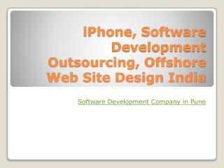 iPhone app development India