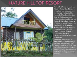 Nature Hill Top Resort