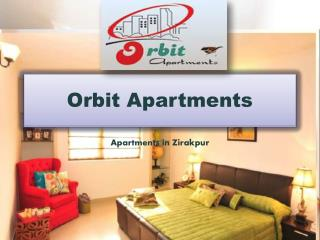 Orbit Apartments in Zirakpur