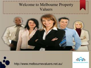 Melbourne Property Valuers for Capital Gains Tax Valuations