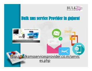 The Conventional Guide to Bulk SMS service Providers in Gujarat