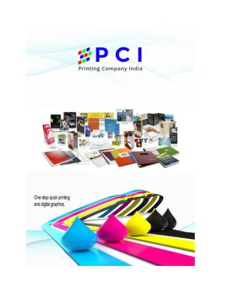 Printing Company India