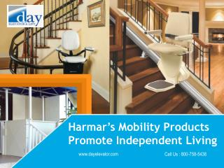 Harmar's Mobility Products Promote Independent Living