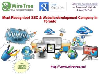 WireTree- Best SEO & Web Designing Company in Toronto