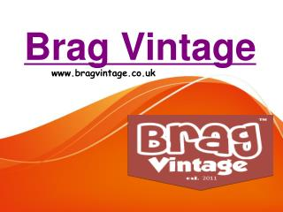 Get your Vintage Fashion Online at Best Price